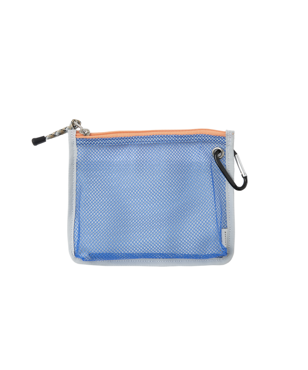 COLOUR MESH POUCH