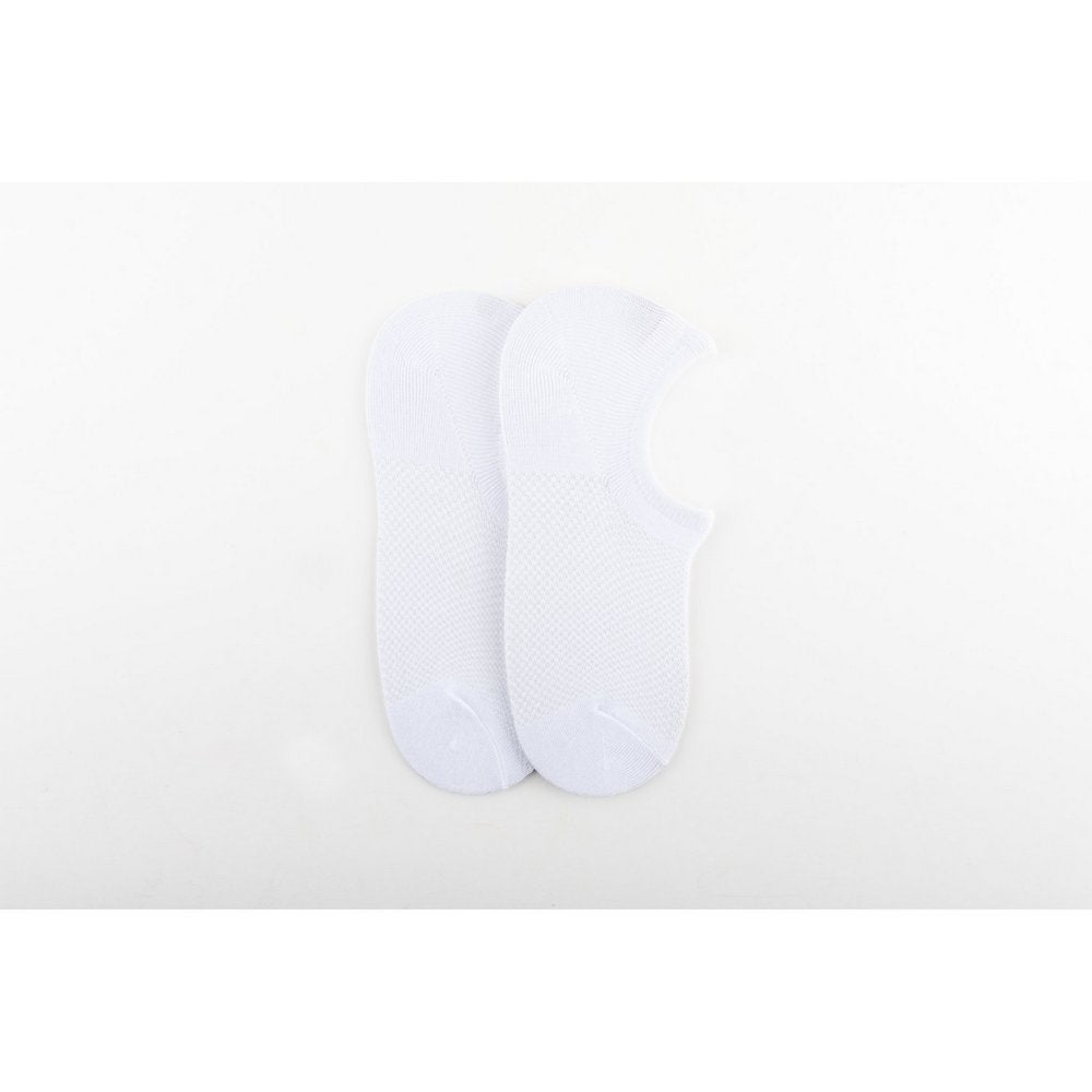 no show socks best available in mens, womens and king sizes, white colour