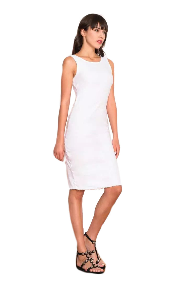 Classic Cotton Designer Dress