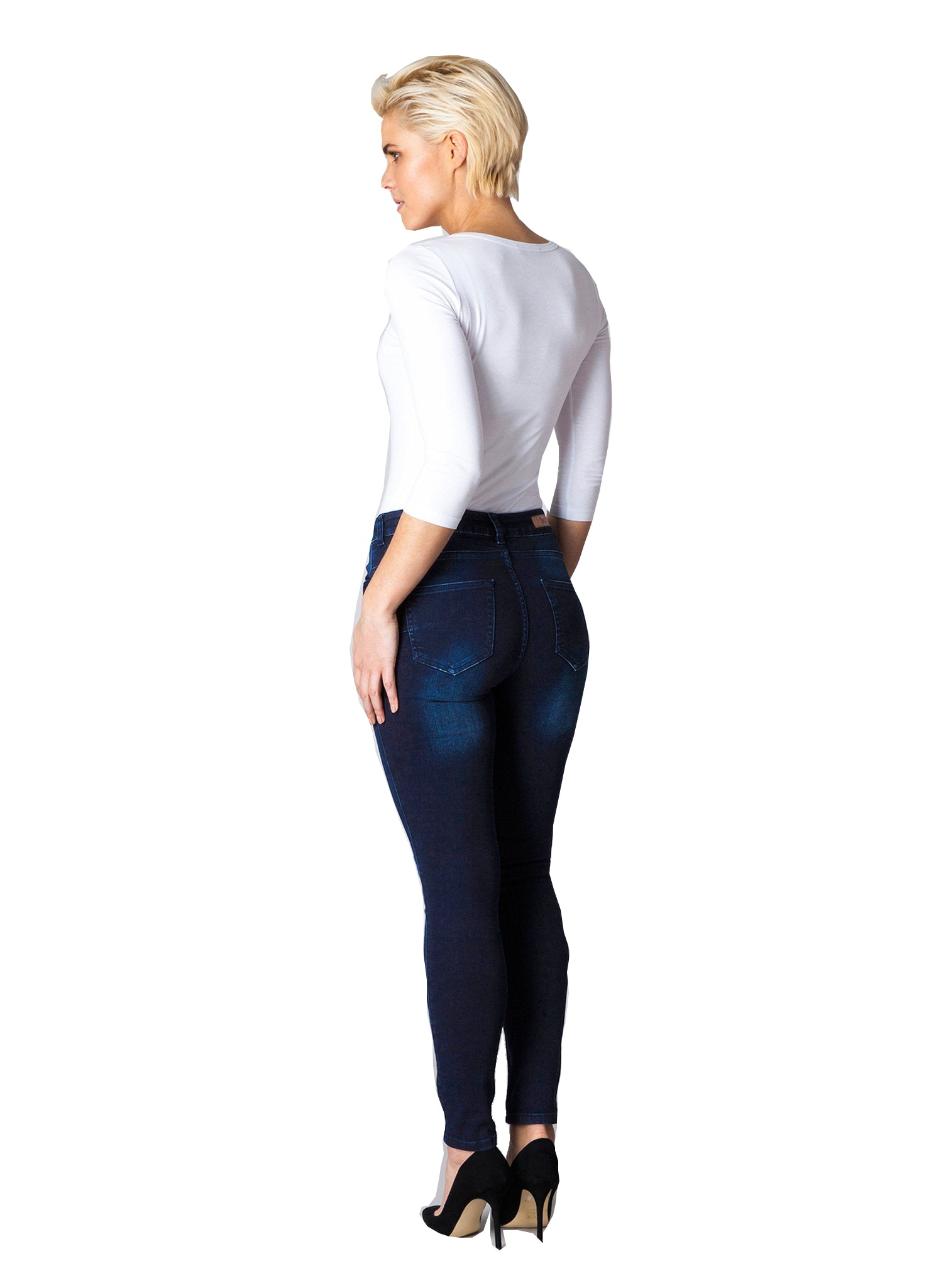 Slimming Black Jeans
