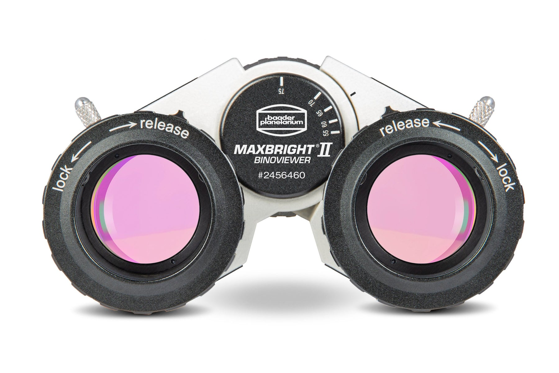 A Review of the new Baader Maxbright Binoviewers