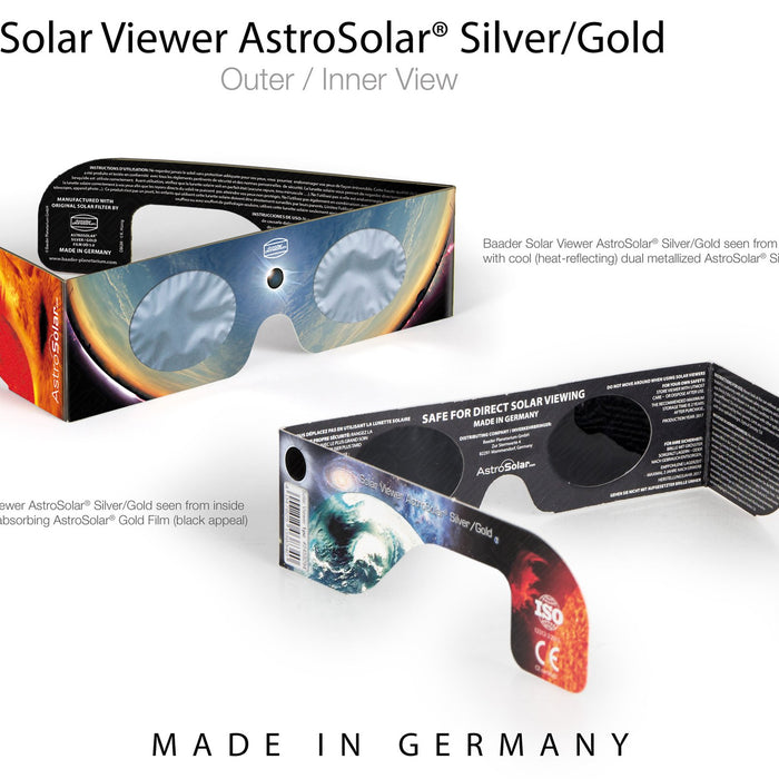 Important Announcement - Baader Solar Viewers