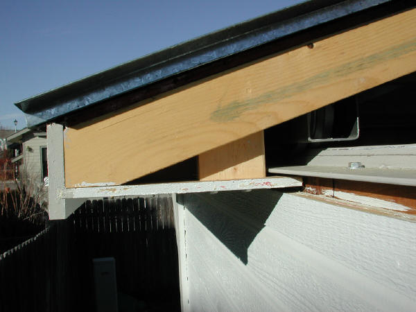 Track and Soffit Capture