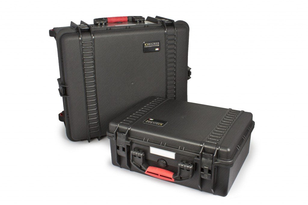 High performance Travel-cases for GM1000HPS and Accessories