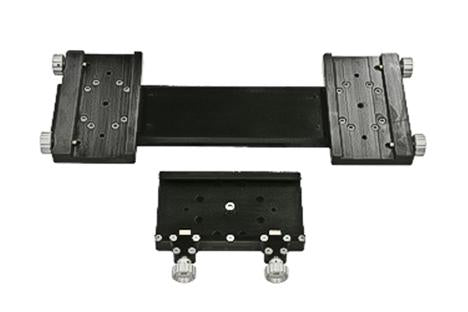 "4"" MAXIDUAL Double Mounting Plate incl. 4"" clamp"