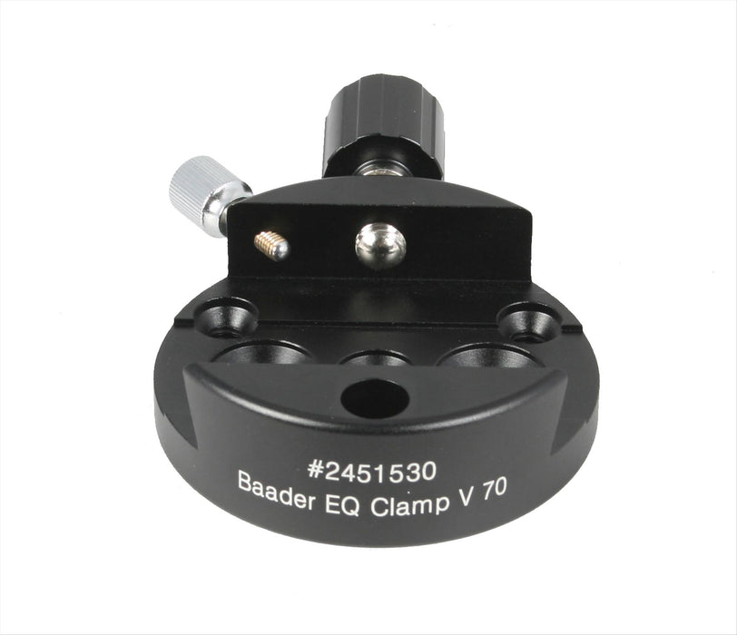 Baader V-Dove Tail Clamp, Diam. 70mm, with one clamp screw