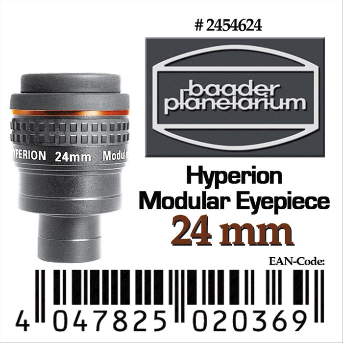 Baader 24mm Hyperion 68° Eyepiece - Non Variable