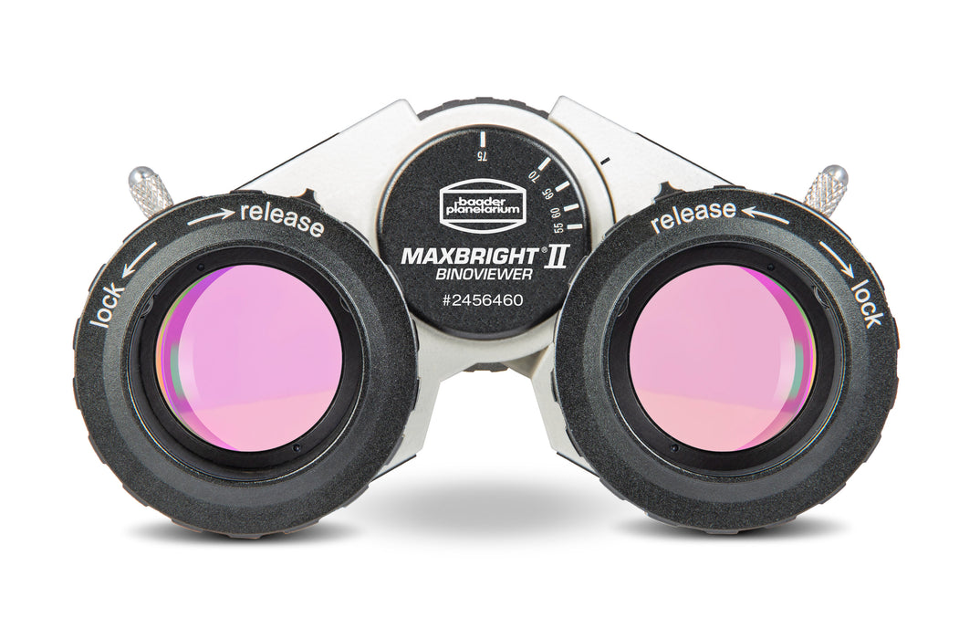Baader MaxBright® II Binoviewer with Case