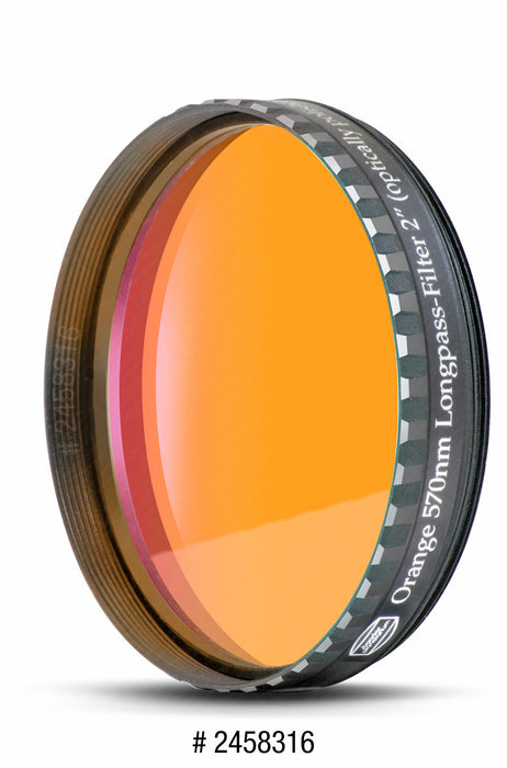 Baader Color Filters (blue, bright blue, green, yellow, red, orange)