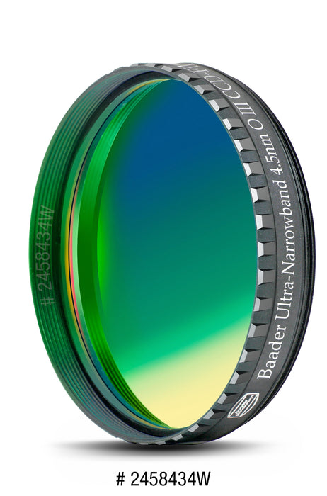 Baader Ultra Narrowband O-III CCD-Filter (4,5nm)