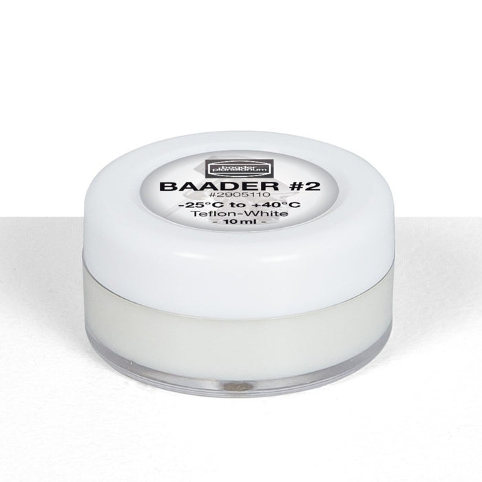 Baader Machine-Grease #2 Teflon-White (-25°C–+40°C)