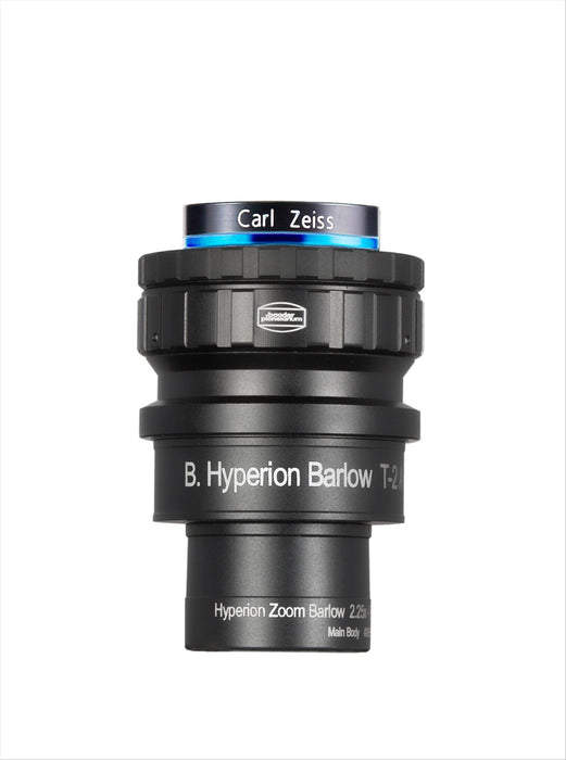 Hyperion Zoom 2.25x Barlow lens