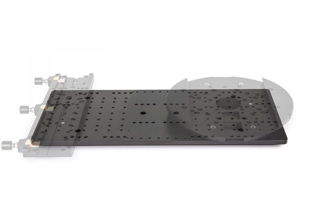 "Baader Heavy-Duty 8"" Double Mounting Plate"