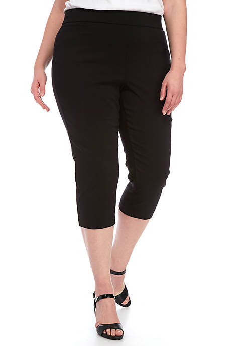 Black Capris Leggings