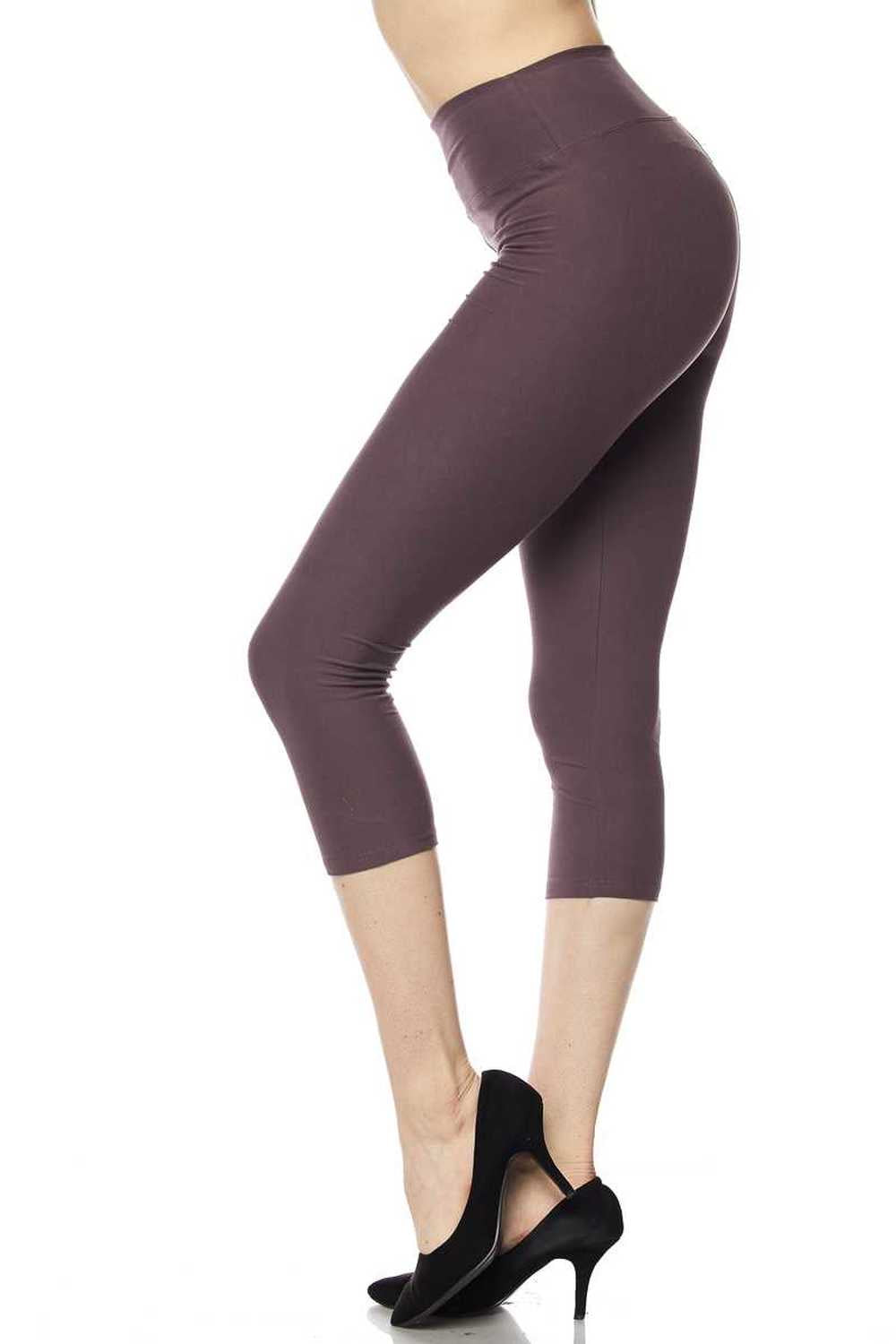 Violet Capris Leggings