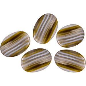 Worry Stone Banded Agate