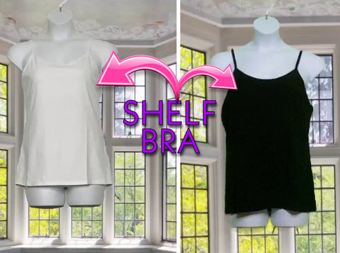 Shelf Bra Camisole