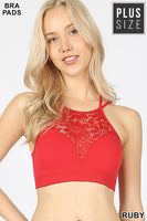 Ruby lace bralette