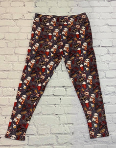 212 Gryffindor Leggings
