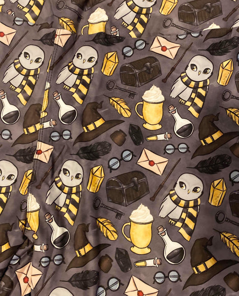 Hufflepuff Leggings TC
