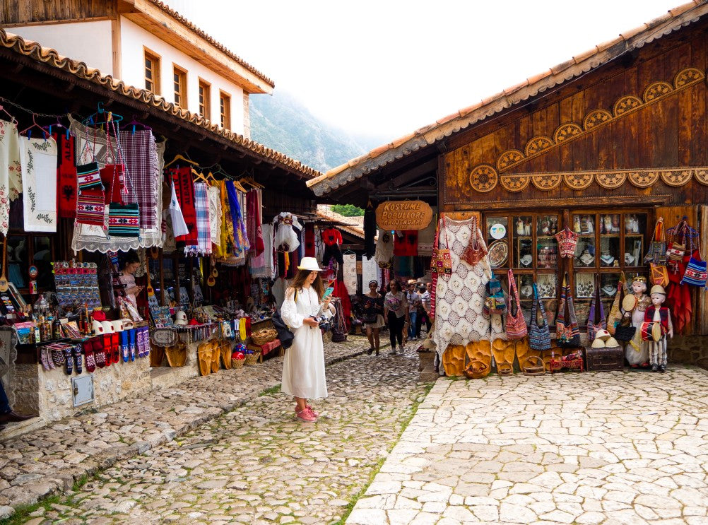 Albanian culture and Hospitality