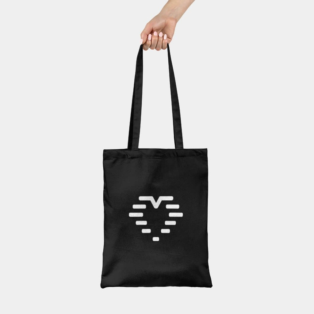 """Dua heart logo"" - Tote bag"