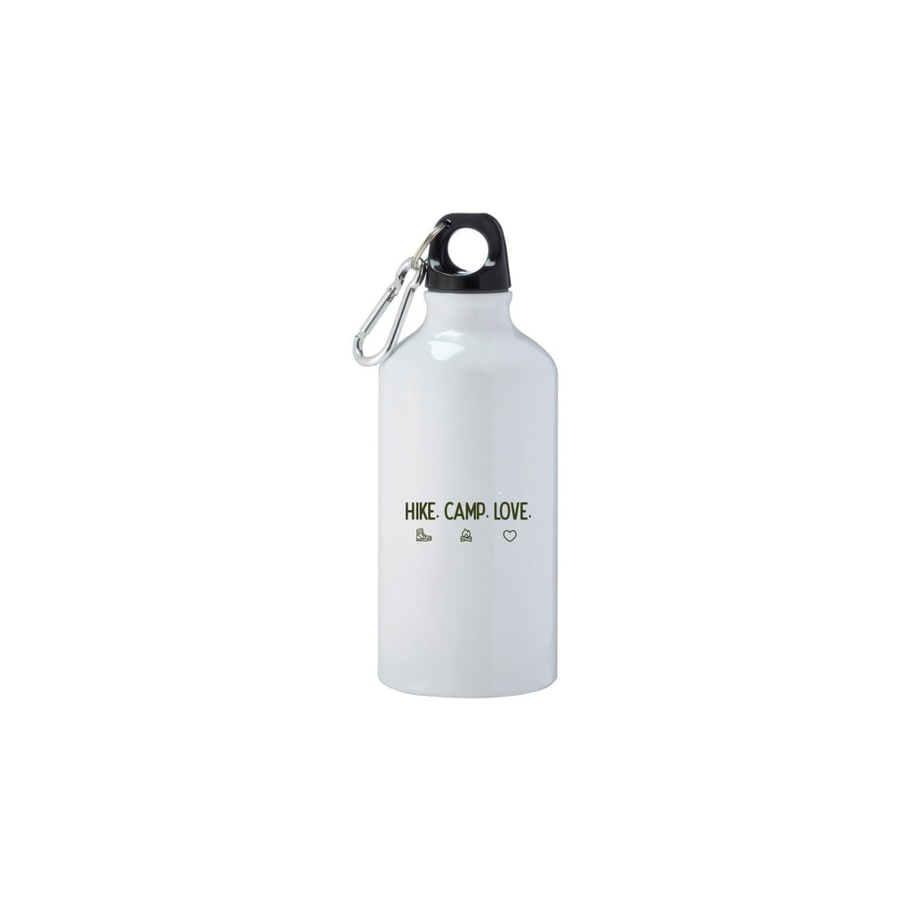 Hike. Camp. Love - Waterbottle