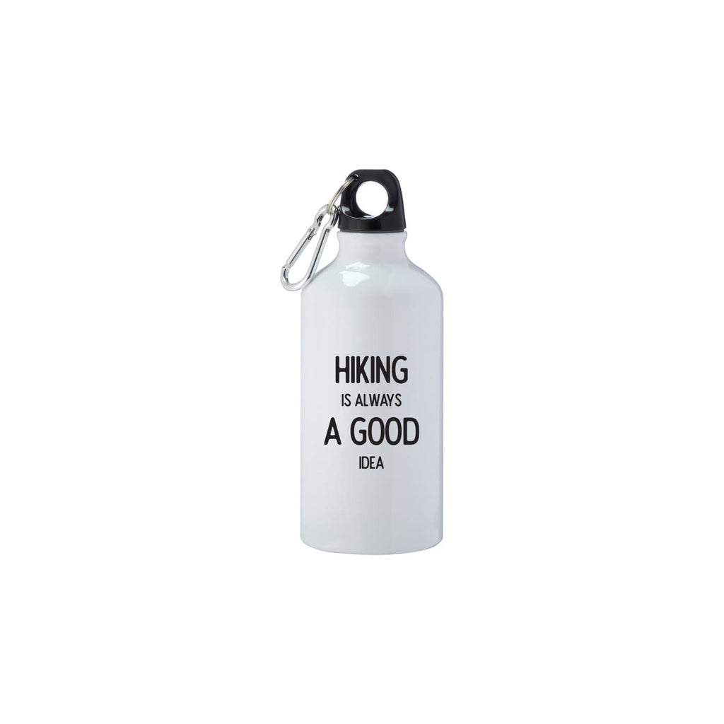 Hiking is always a good idea - Waterbottle