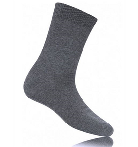 3 Pack grey Ankle Socks With Bow