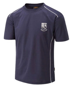 Maghull Boys Round Neck Pe Top