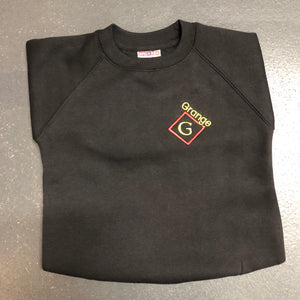 Grange Black Sweatshirt