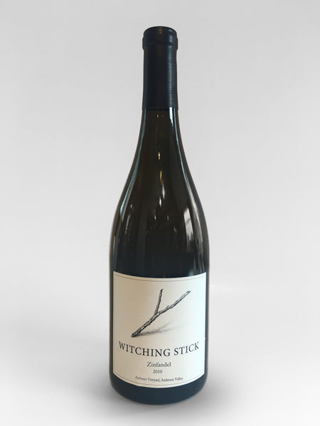 Witching Stick  Zinfandel Dessert   Fashauer Vineyard   MR , 2015