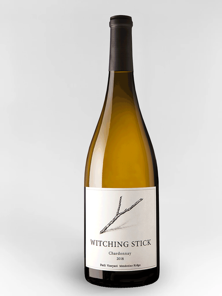 Witching Stick Chardonnay Perli Vineyard Mendocino Ridge 2018