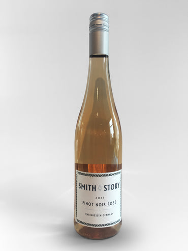 Smith Story  Rosé of Pinot Noir  Rheingau Germany, 2018