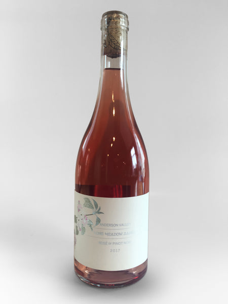 Long Meadow Ranch Rosé of Pinot Noir Anderson Valley, 2017