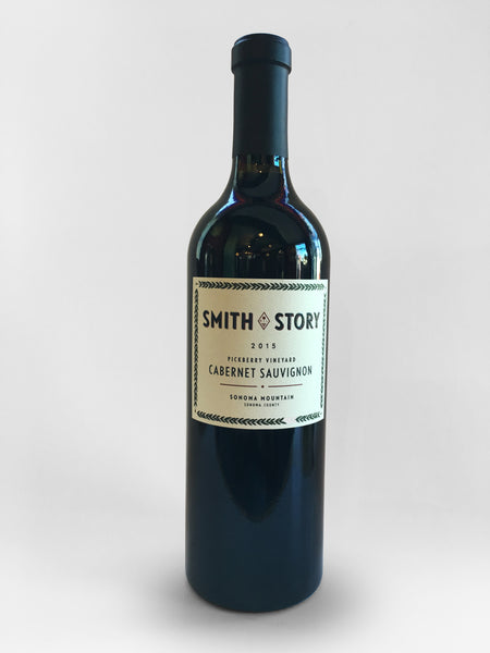 Smith Story Cabernet Sauvignon Pickberry Vineyard, 2015