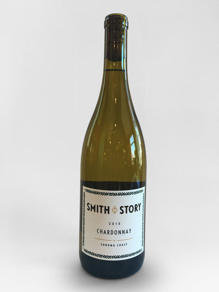 Smith Story Chardonnay Sonoma Coast, 2015