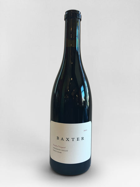 Baxter Langley Vineyard Anderson Valley, 2015