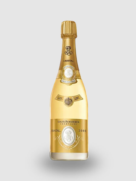 Louis Roederer Cristal Champagne Reims France, 2008
