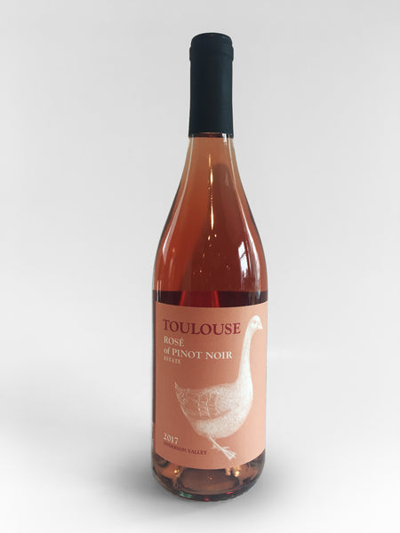 Toulouse Rosé of Pinot Noir Anderson Valley Estate,2019