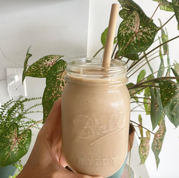 Smoothie Post Workout Con Cacao