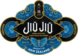 JuiJui label and logo