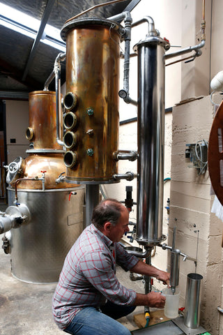 Kiwi Spirit Distillery Production Partner: Schnapp Dragon