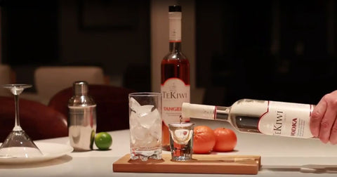 How to make the perfect TeKiwi Margarita