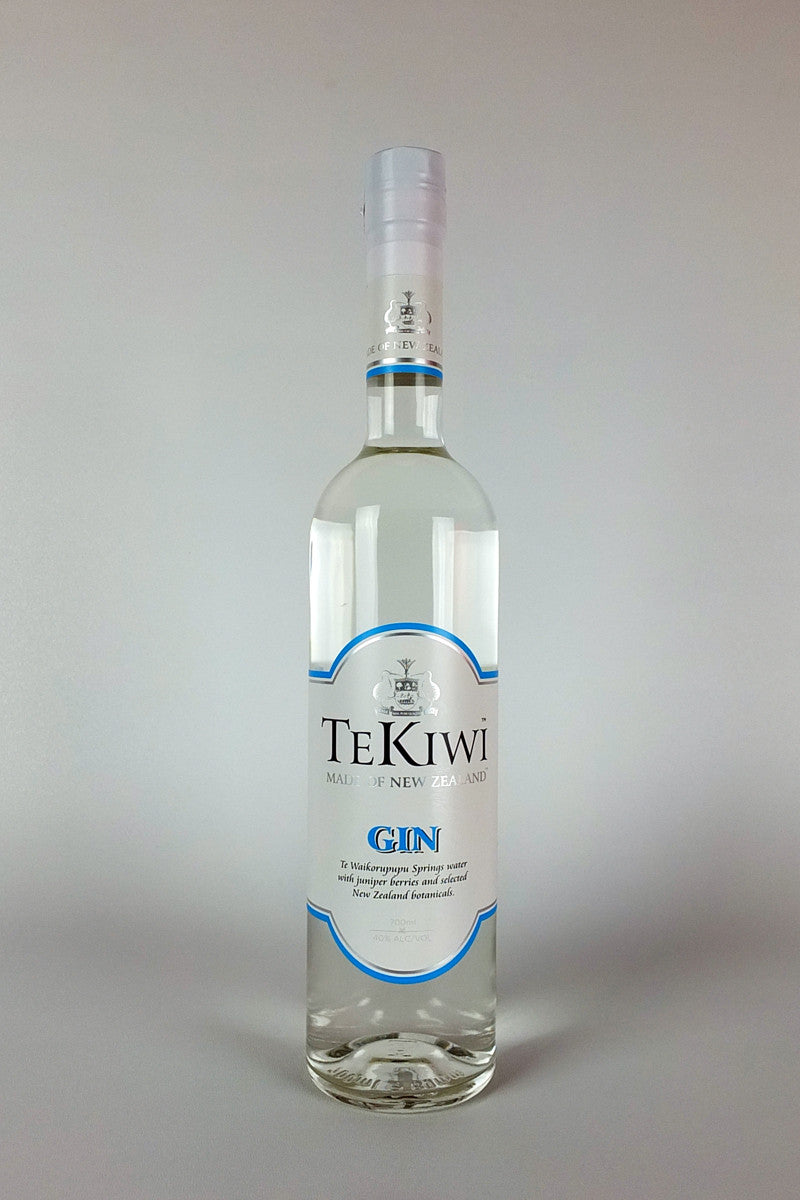 TeKiwi Unique Gin 700ml