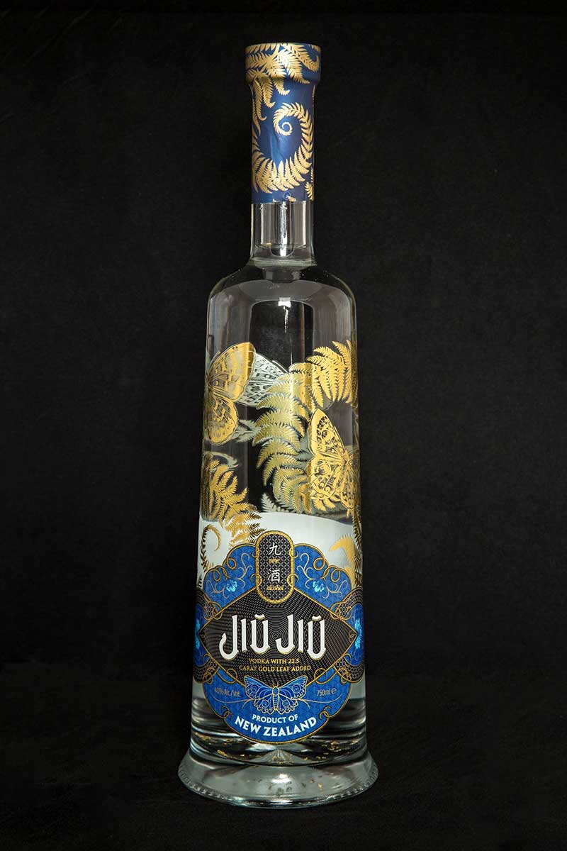 JiuJiu Blue Label Vodka