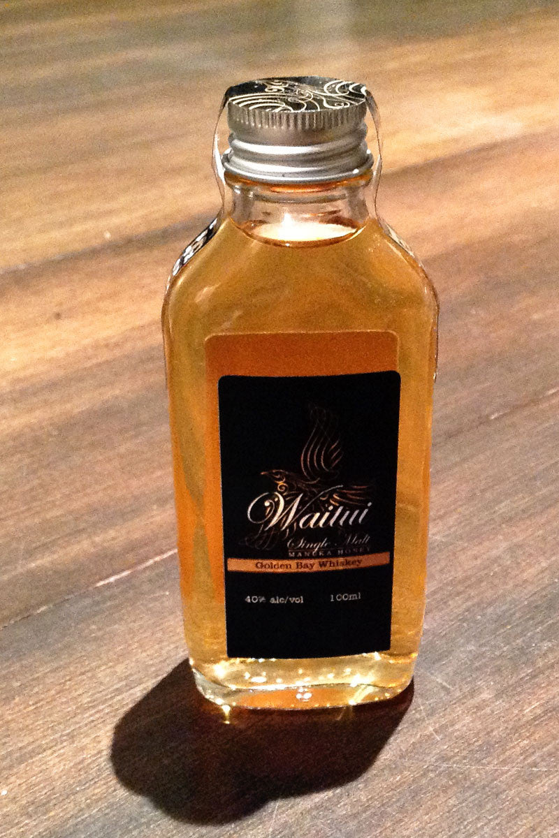Waitui Manuka Honey Malt Whiskey Sampler 100ml