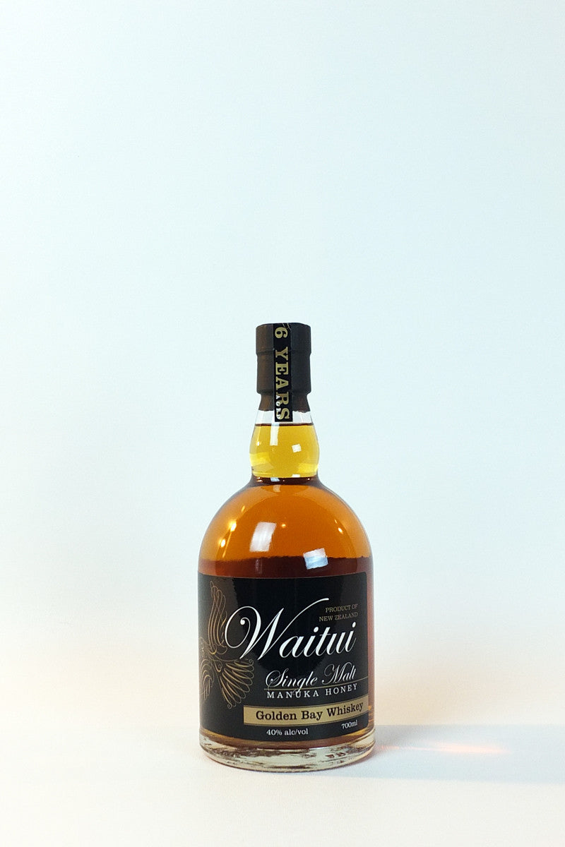 Waitui Manuka Honey Malt Whiskey