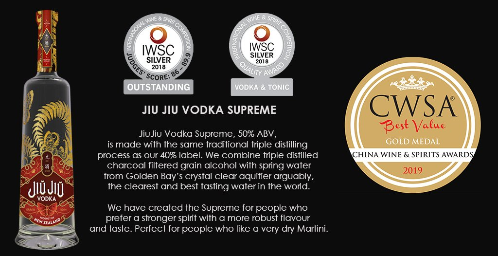 JiuJiu Vodka