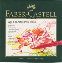 Load image into Gallery viewer, Faber-Castell <br> Colour Pen, <br> Paper Studio Box